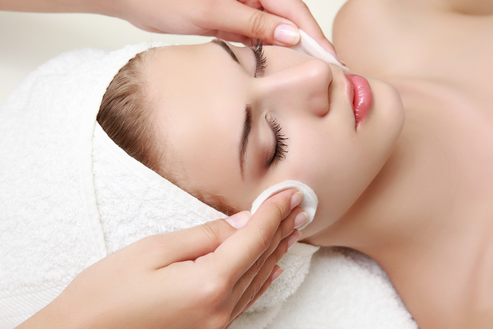 Image result for skin cleaning