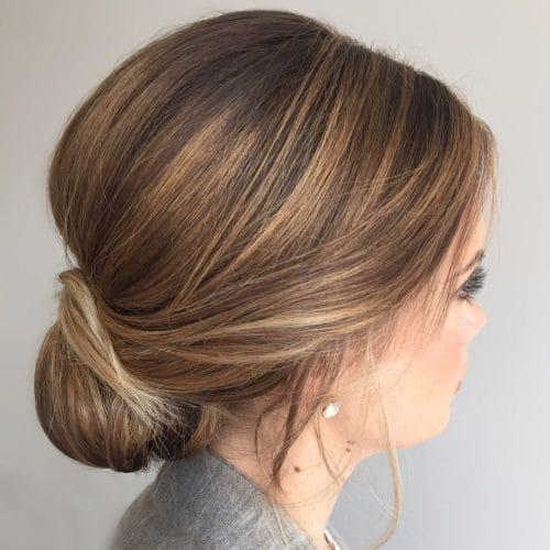 Hair Bun - Adara