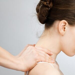 Neck & shoulder massage