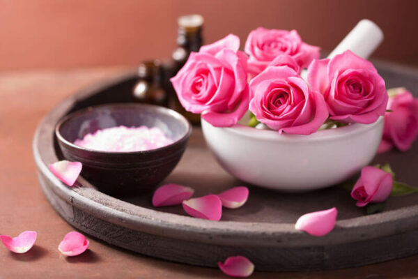Hot oil 7 rose special massage